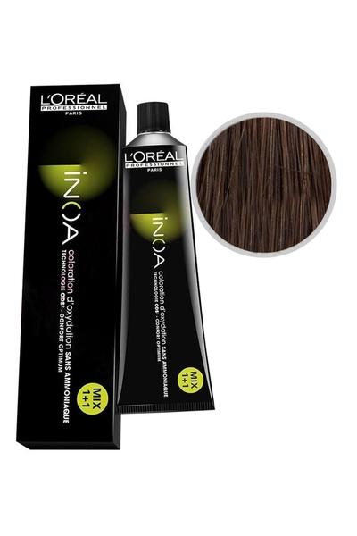 inoa - İnoa Saç Boyası 7.11 Ekstra Yoğun Küllü Kumral 60 ml