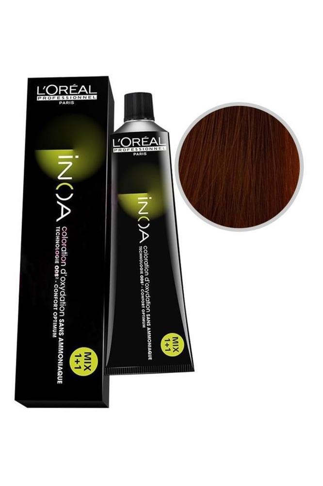 İnoa Saç Boyası 7.34 Kumral Dore Bakır 60 ml