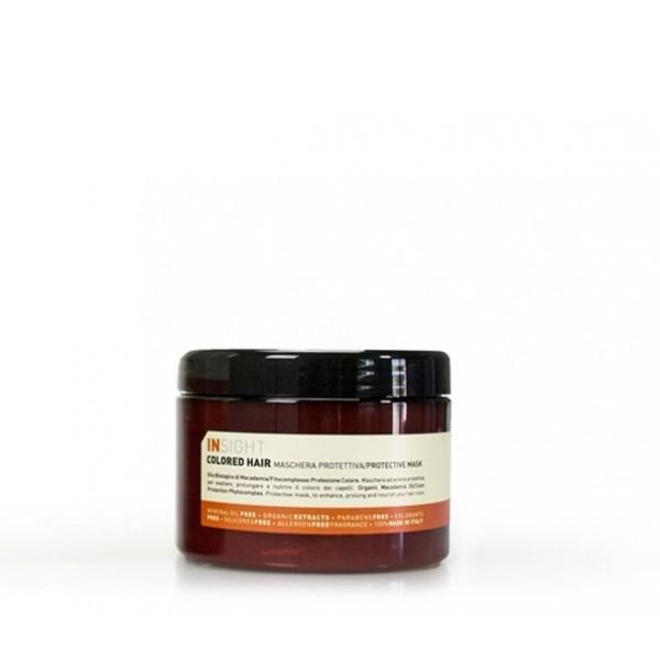 Insight Colored Hair Protective Mask - Boyalı Saç Maskesi 500ml