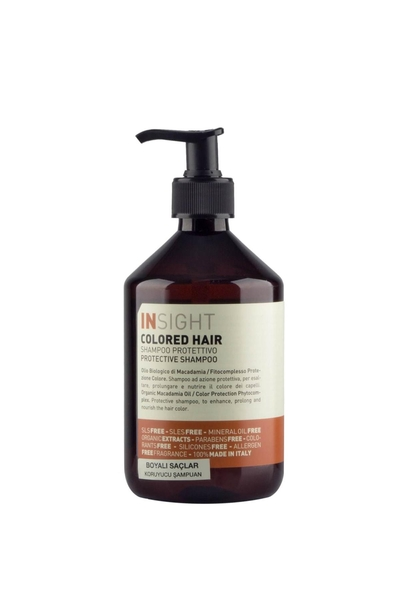Insight - Insight Colored Hair Protective Boyalı Saçlara Özel Şampuan 400ml