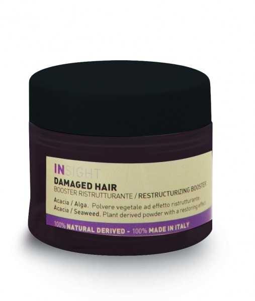 Insight - Insight Damaged Hair Restructurizing Booster Yoğun Bakım 35 gr