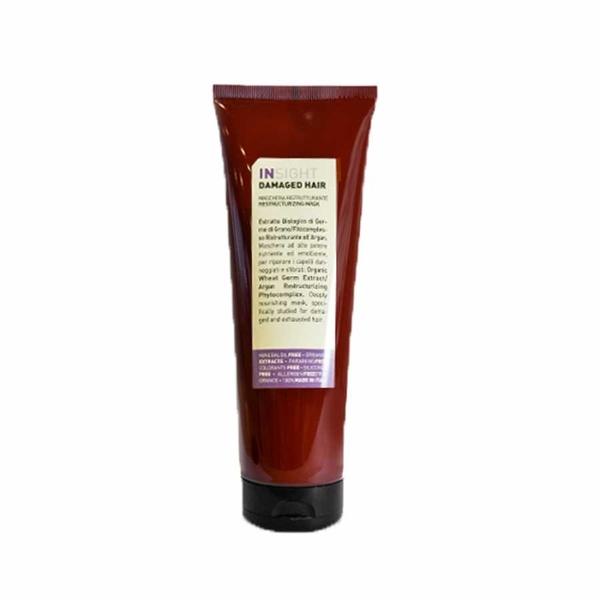 Insight - Insight Damaged Hair Restructurizing Mask - Hasarli Saç Maskesi 250ml
