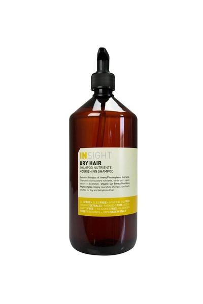 Insight - Insight Dry Hair Nourishing Shampoo-Kuru Saç Şampuanı 900ml