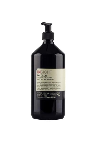 Insight - Insight Incolor Anti-Yellow Sarı Yansıma Önleyici Şampuan 900 ml