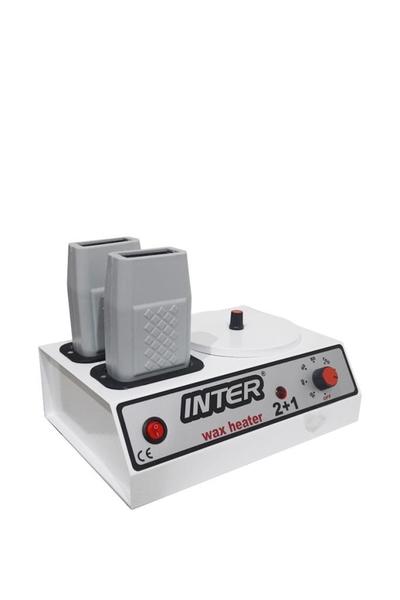 İnter - İnter Ağda Isıtıcı Makine 2+1