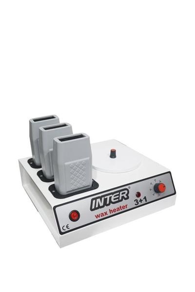 İnter - İnter Ağda Isıtıcı Makine 3+1