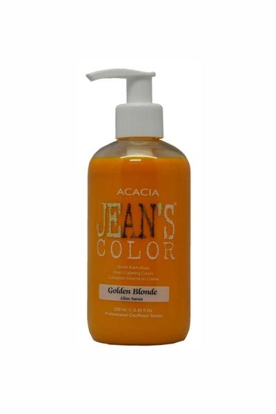 Acacia - Jean's Color Saç Boyası Altın Sarısı 250 ml