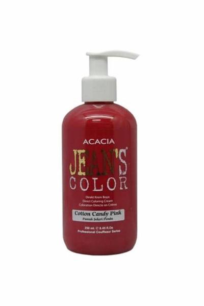 Acacia - Jean's Color Saç Boyası Pamuk Şekeri Pembe 250 ml