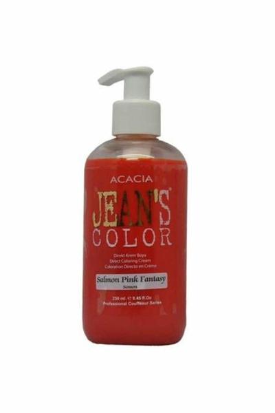 Acacia - Jean's Color Saç Boyası Somon 250 ml