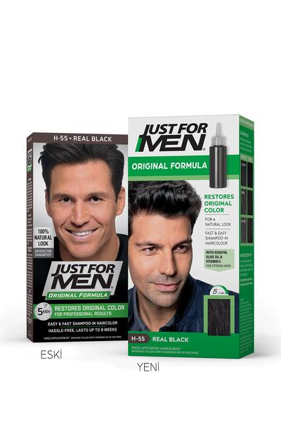 Just For Men - Just For Men Saç Boyası SİYAH