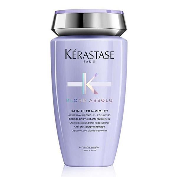Kerastase - Kerastase Blond Absolu Bain Ultra Violet Şampuan 250 ml