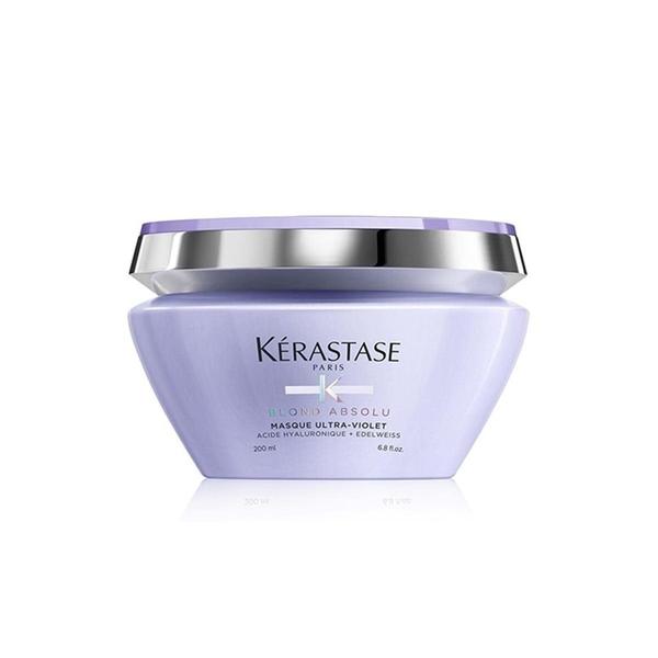 Kerastase - Kerastase Blond Absolu Ultra Violet Maske 200 ml
