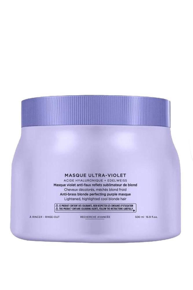 Kerastase Blond Absolu Ultra Violet Maske 500 ml