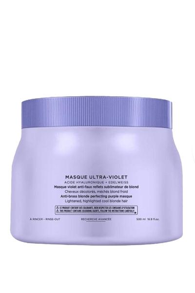 Kerastase - Kerastase Blond Absolu Ultra Violet Maske 500 ml