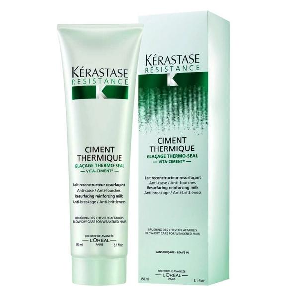 Kerastase - Kerastase Ciment Thermique Yıpranmış Saçlar İçin Bakım Sütü 150 ml