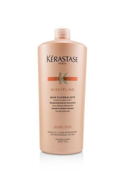 Kerastase - Kerastase Discipline Bain Fluidealiste Tüm Saç Tipleri Şampuan 1000ml