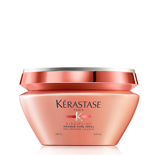 Kerastase - Kerastase Discipline Curl Ideal Asi Kıvırcık Saça Bakım Maskesi 200ml