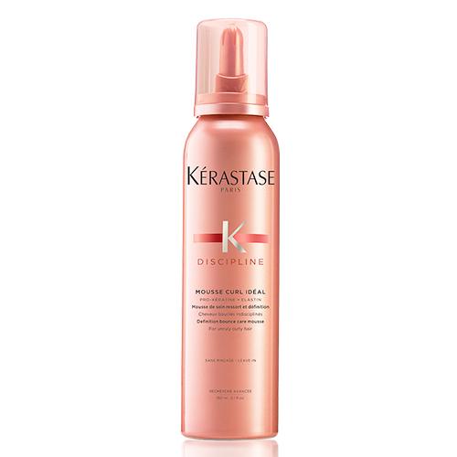 Kerastase - Kerastase Discipline Curl Ideal Kıvırcık Kabarma Karşıtı Köpük 150ml