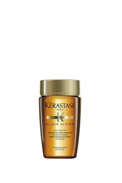 Kerastase - Kerastase Elixir Ultime Oleo Complex Şampuan 80 ml