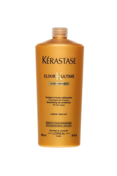 Kerastase - Kerastase Elixir Ultime Oleo Complexe Saç Bakım Kremi 1000 ml