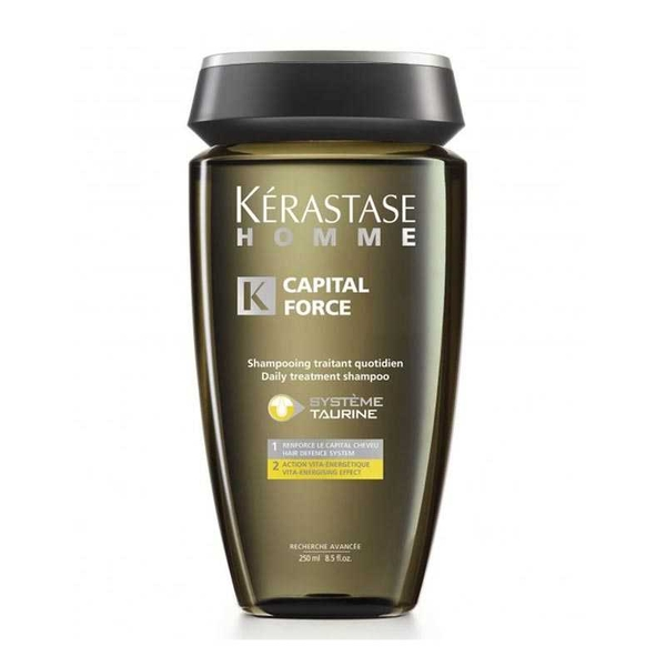 Kerastase - Kerastase Homme Action Vita EnergIsıng Effect Bakım Şampuanı 250ml