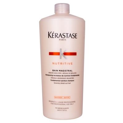 Kerastase - Kerastase Nutritive Aşırı Kuru Saçlar Termo Etkili Şampuan 1000ml