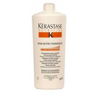 Kerastase Nutritive Aşırı Kuru Saçlar Termo Etkili Şampuan 1000ml