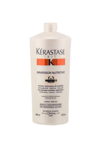Kerastase - Kerastase Nutritive iris Royal immersion Şampuan Önce Bakım Baz 1000ml