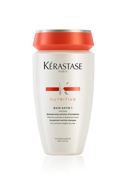 Kerastase - Kerastase Nutritive irisome Bain Satin 1 Nemlendirici Şampuan 250ml