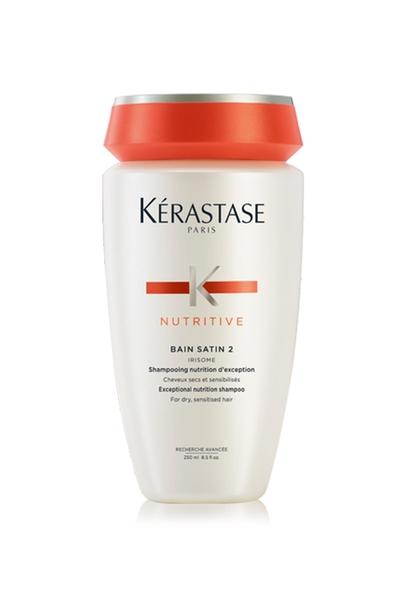 Kerastase - Kerastase Nutritive irisome Bain Satin 2 Kuru Saç Nem Şampuanı 250ml