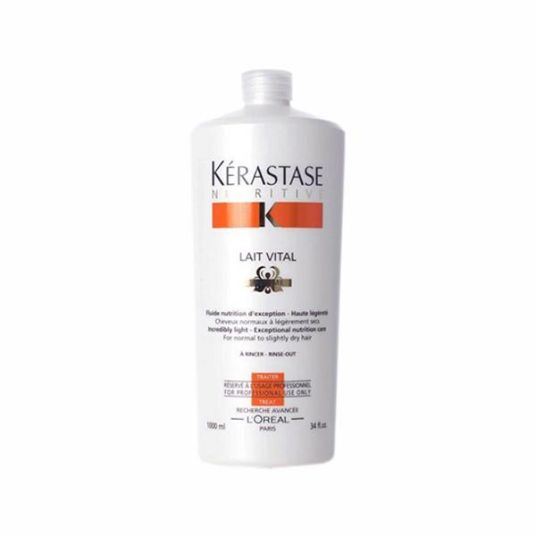 Kerastase - Kerastase Nutritive irisome Lait Vital Kuru Saçlara Bakım Sütü 1000ml