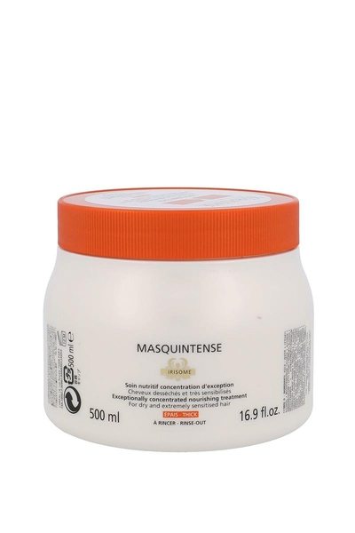 Kerastase - Kerastase Nutritive irisome Masquintense Kalın Saçlara Nem Maske 500ml