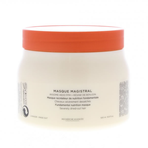 Kerastase - Kerastase Nutritive Masque Magistral ısı ile Aktifleşen Maske 500ml