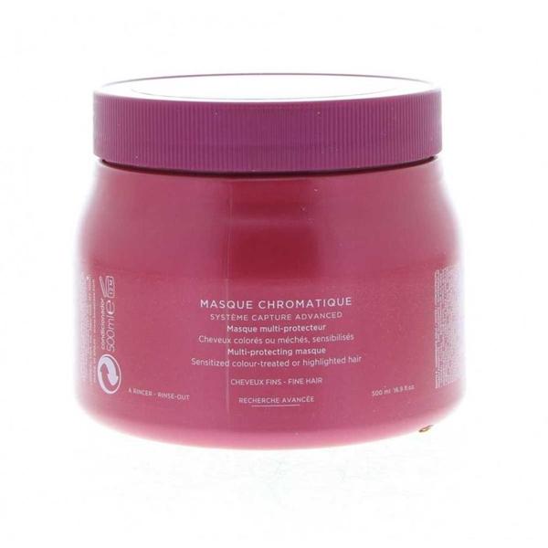 Kerastase - Kerastase Reflection Masque Chromatique İnce Telli Saçlar İçin Renk Koruyucu Maske 500 ml