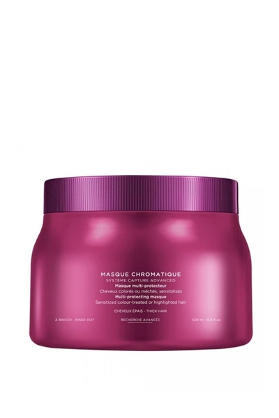 Kerastase - Kerastase Reflection Masque Chromatique Kalın Telli Saçlar İçin Renk Koruyucu Maske 500 ml