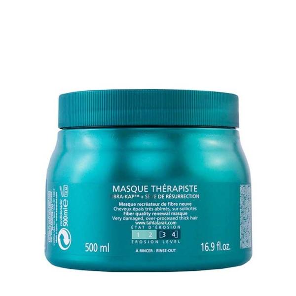Kerastase - Kerastase Resistance Therapiste Aşırı Yıpranmış Saçlar İçin Maske 500 ml