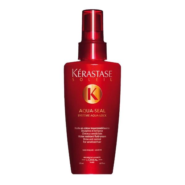 Kerastase - Kerastase Soleil Aqua Seal Hassas Saç Yüksek Koruyucu Sprey Krem 125ml