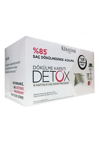 Kerastase - Kerastase Aminexil Force R 42X6ml Serum + 250ml Şampuan