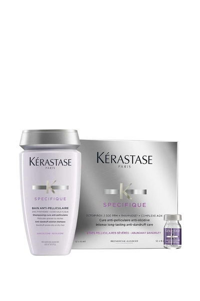 Kerastase - Kerastase Specifique Kepek Karşıtı Detox Seti