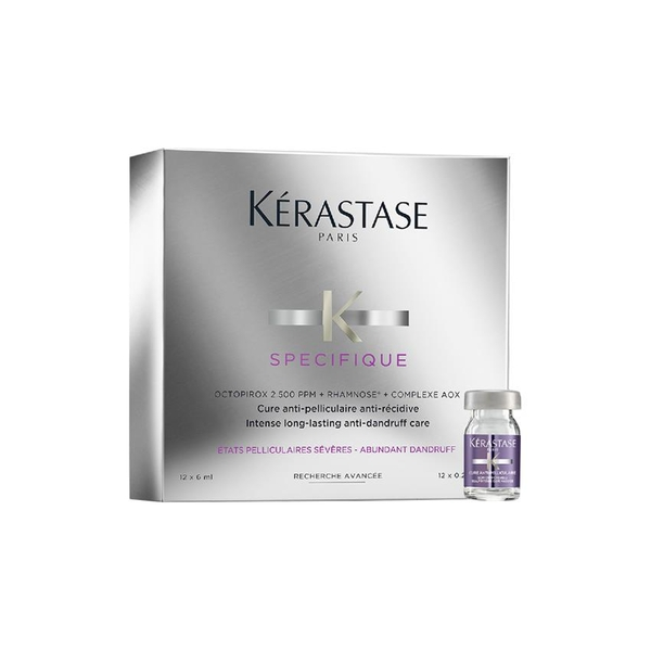 Kerastase - Kerastase Specifique Kepek Karşıtı Yoğun Bakım Kürü 12x6ml