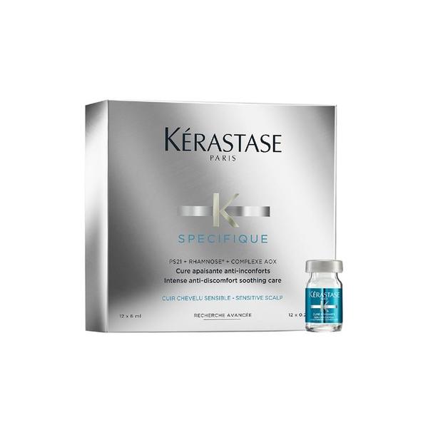 Kerastase - Kerastase Specifique Rahatlatıcı Yoğun Bakım Kürü 12x6ml