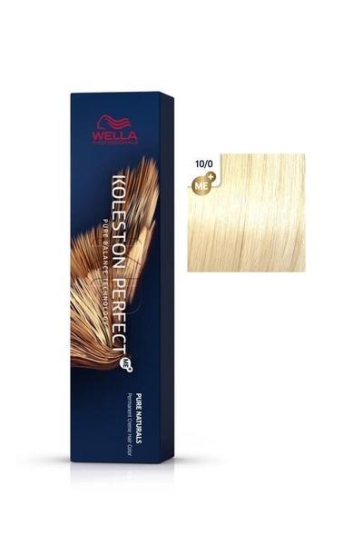 Wella - Koleston Perfect Me+ Saç Boyası 10/0 Çok Açık Sarı 60 ml