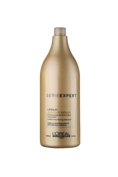 Loreal - Loreal Absolut Repair Onarıcı Şampuan 1500 ml