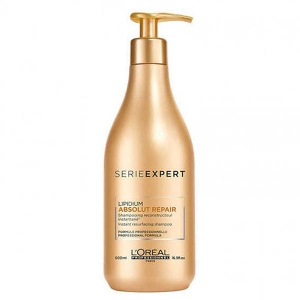 Loreal - Loreal Absolut Repair Onarıcı Şampuan 500 ml