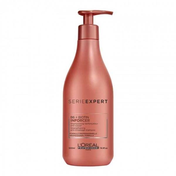 Loreal - Loreal B6 + Biotin Inforcer Kırılma Karşıtı Güçlendirici Şampuan 500 ml