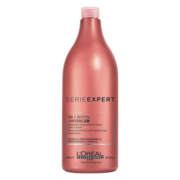 Loreal - Loreal B6+Biotin Inforcer Şampuan 1500 ml