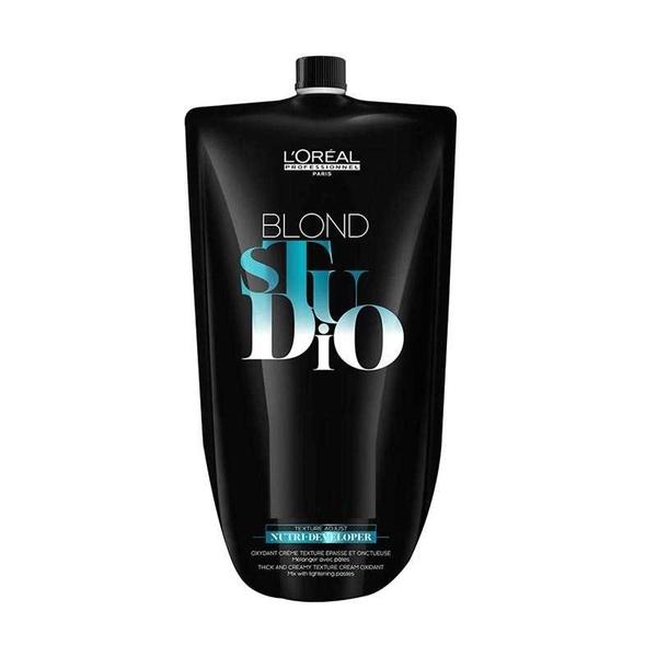 Loreal - Loreal Blond Studio Oksidan %9 30 Vol