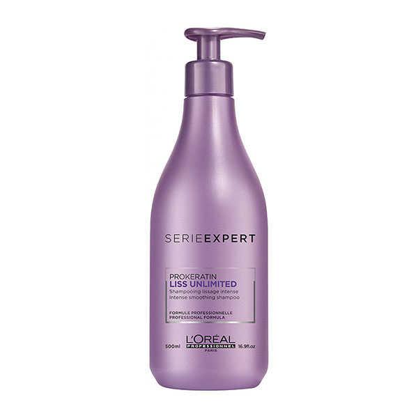 Loreal Liss Unlimited Asi Saçları Yatıştırıcı Şampuan 500ml