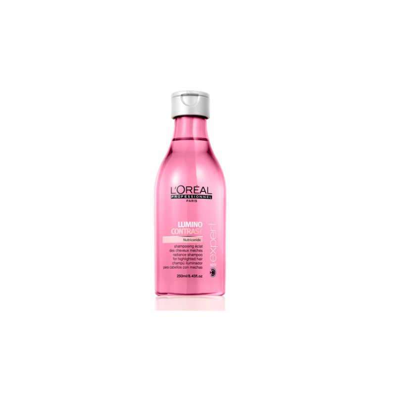 Loreal - Loreal Lumino Contrast Röfleli Saç Şampuanı 250ml