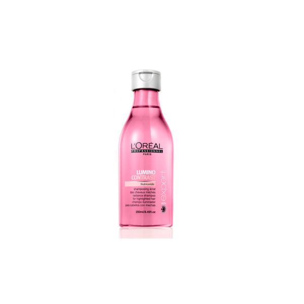 Loreal Lumino Contrast Röfleli Saç Şampuanı 250ml